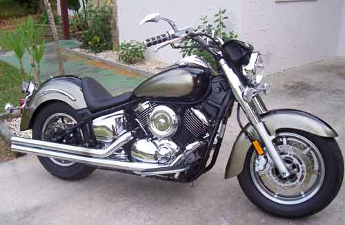 Yamaha V Star 1100 Photo Gallery