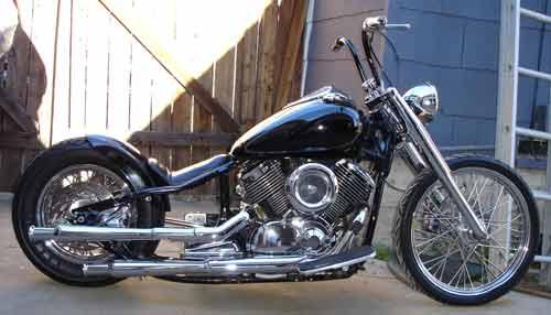 2007 yamaha v star 650 owners manual