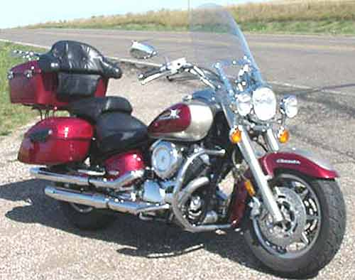 v star 1100 trunk with Gallery6 on QuickDetachableFairingforDyna further 221966542038 moreover 301303846637 as well How To Make Hard Saddlebags For Motorcycle in addition Porsche 914 Engine Number Location.